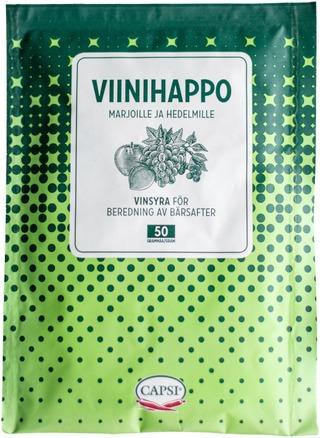 Capsi Viinihappo
