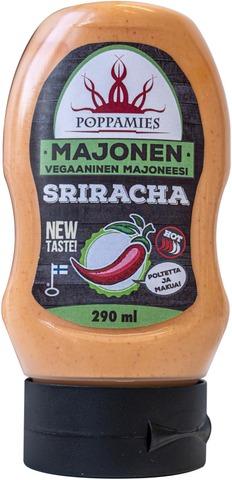 Poppamies Sriracha Majonen 290Ml