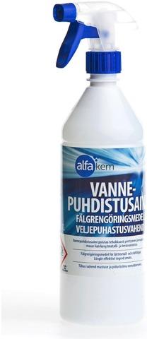Alfakem 1L Vannepuhdistusaine