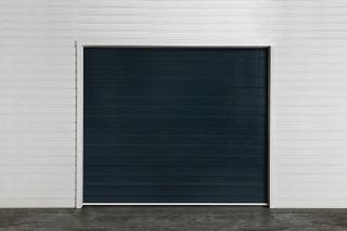 Turner Autotallin Nosto-Ovi 210 Vaakakuvio 2500X2100 Mm Tummanharmaa