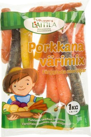 Porkkana Värimix 1 Kg