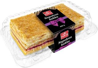 Satumaista 400G Napoleon Kakku