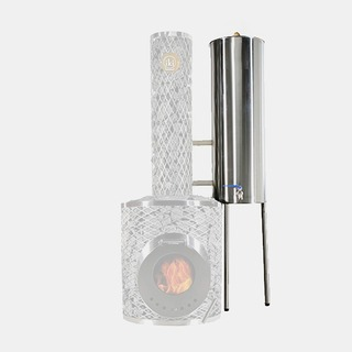 Iki-Vesipata 80 Litraa Oikeakätinen + Lämmönsiirrin + Silikoniyhteet