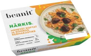 Beanit® Härkis® Mehevät Koftat Ja Kookoskermakastike 300G