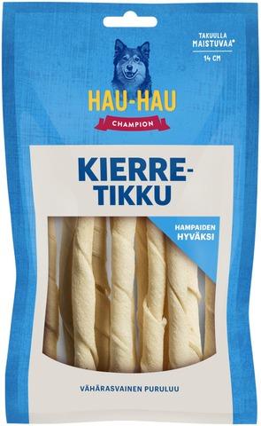 Hau-Hau Champion 100g kierretikku puruluu koirille