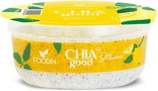 Foodin Chia Good Sitruuna Luomu 145G