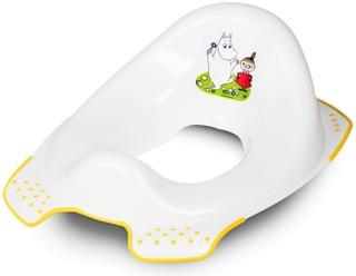 Muumi Wc-Istuimen Supistaja Valkoinen