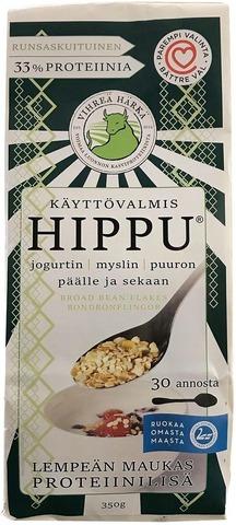 Hippu Proteiinihiutale, Vihreä Härkä