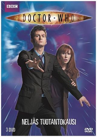 Dvd Doctor Who 4.Tuotantokausi 3Dvd