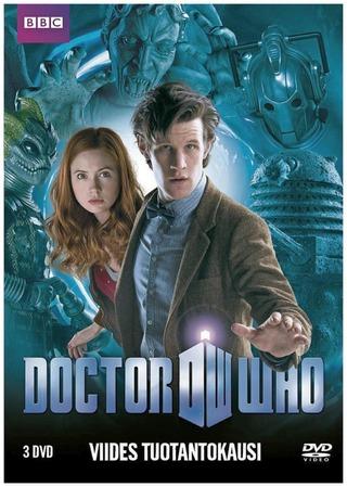 Doctor Who 5. Tuotantokausi 3Dvd