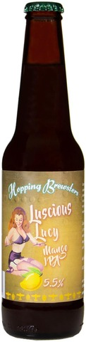 Hopping Brewsters 330Ml 5,5% Luscious Lucy