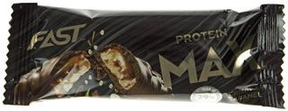 Fast 45G Protein Max Proteiinipatukka Toffee