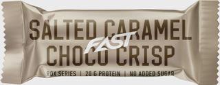 Fast Rox 55 G Suolainen Toffee Crisp Kerroksellinen Proteiinipatukka