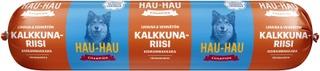 Hau-Hau Champion Koiranmakkara Kalkkuna-Riisi Täysravinto 800 G