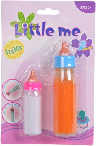 Little Me Taikatuttipullo 2Kpl Lelu