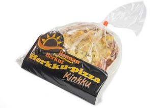 Hannan Gluteenittomat Herkut, Kinkkupizza, 180G, Gluteeniton