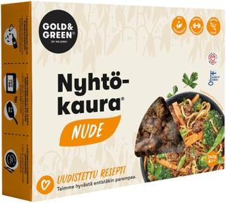 Gold&Green® Nyhtökaura® 240 G Nude