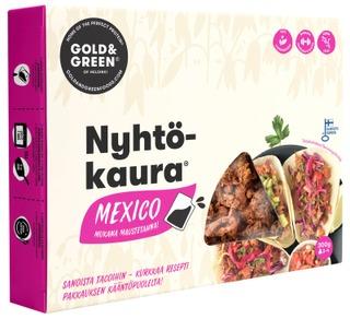 Gold&Green Nyhtökaura® 300G Mexico, Party Edition