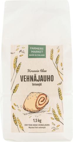 Farmers Market Krannin Tilan Vehnäjauho 1,5Kg