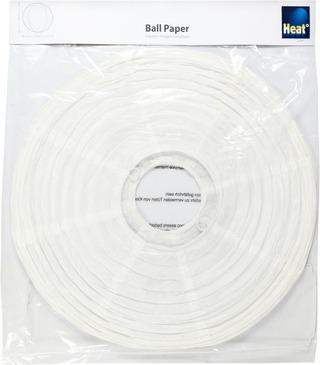 Heat Ball Riisipaperivarjostin 40Cm