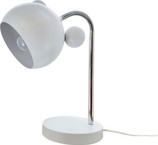 Heat Mouse Pöytävalaisin 50 Cm Valkoinen