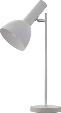 Heat Cornu pöytävalaisin 57 cm  valkoinen