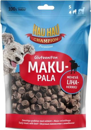 Hau-Hau Champion Makupala Liha Gluteeniton S 120 G