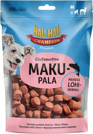 Hau-Hau Champion Makupala Lohi Gluteeniton M 120 G