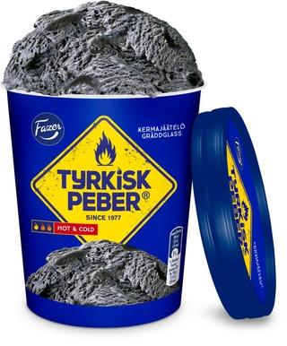Fazer Kermajäätelö Tyrkisk Peber 290G/480Ml
