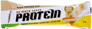 Leader Protein So Much Taste Proteiinipatukka Karamellin- Ja Banaaninmakuinen 61 G