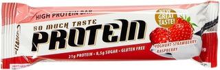 Leader Protein so much taste gluteiiniton proteiinipatukka jogurtti-marja 61 g