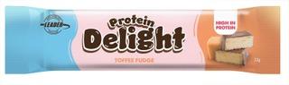 Leader Protein Delight Proteiinipatukka Toffee Fudge Ja Maitosuklaanmakuinen 32 G
