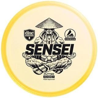 Discmania Frisbeegolfkiekko Active Putter Sensei Premium