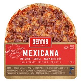 Dennis mexicana pizza 370g