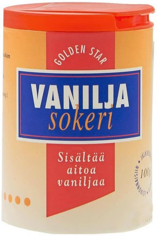 Golden Star 100G Vaniljasokeri