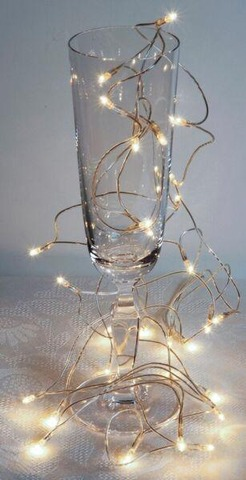 Airam minisarja koristelamppu 40kpl