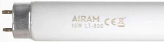 Loisteputki T8 G13 18W/830 590Mm Airam