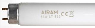 Airam Loistelamppu Lt830s 58W G13 Valkoinen