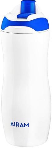 Airam To Go Terästermosmuki 0,4L Valkoinen