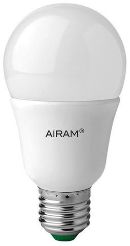 Airam Led 11W E27, Pakkaslamppu Opaali 1055Lm 4000K
