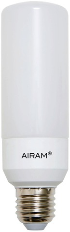Airam Led 9,5W Tubular Lamppu E27 1055Lm 4000K