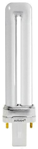 Airam Energiansäästölamppu Pistokanta 7W G23 2700K 410Lm