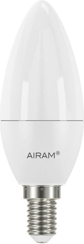 Airam Led Kynttilä 8W E14 806Lm 4000K