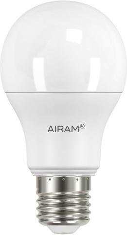 Airam LED lamppu 10,5W E27 1060LM 2700K 3-step