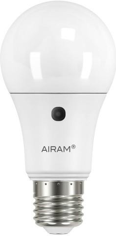 Airam Led Vakiolamppu 11W E27 1060Lm Sensor
