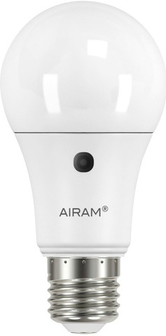 Airam Sensor Led Vakio Opaali 11W E27 1060Lm 4000K, Box