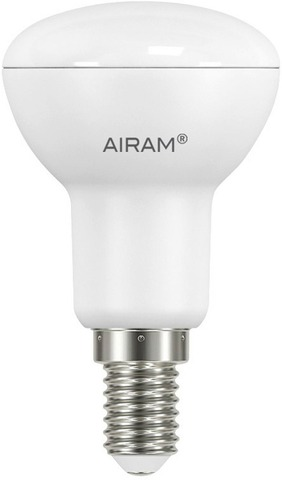 Airam Led Kohde R50 Opaali 6,2W E14 110D 450Lm/130Cd 4000K