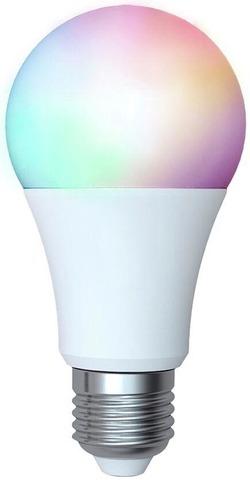 Airam Smart Vakiolamppu 9W Opaali E27 806Lm Rgb/Tw 2700-6500K