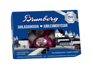 Brunberg Juhlasuukko 6 Kpl, Mustaherukka