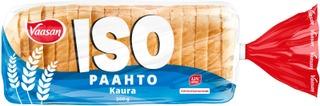 Vaasan ISOpaahto Kaura 500 g kaurapaahtoleipä